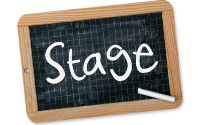Stages vacances Toussaint ouverts aux inscriptions